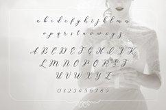 Web Font White Wedding Product Image 2