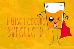 Juicy Monster - A Fun Cute Font Product Image 3