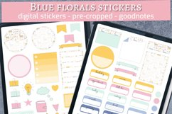 Digital planner piñata stickers Goodnotes and precropped png Product Image 1