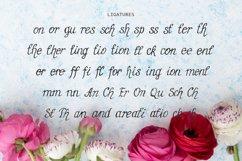 MorningGlori Font Product Image 3
