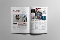 Magazine layout design Product Image 2