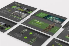Dean Jaka Military Powerpoint Template Product Image 3