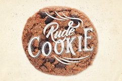 Rude Cookie Font Layer Product Image 1