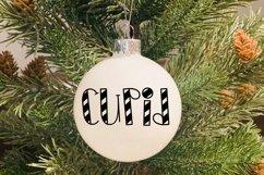 Santa's Reindeer Names Cut File BUNDLE- SVG & PNG Product Image 6