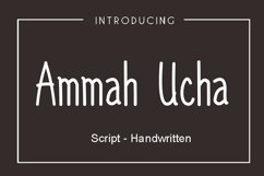 Ammah Ucha Product Image 1