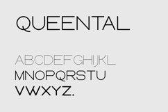 Queental - Elegant Sans Font Family Product Image 5