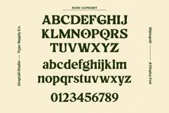 Rhinegold - Display Font Product Image 5