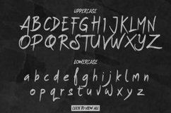 Web Font The Strike Out Typeface Product Image 5