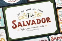 The Salvador Product Image 1