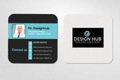 Square Social Mini Cards Product Image 3