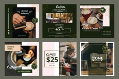 Coffee Shop Instagram Template Product Image 3