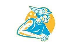 Roman God Mercury Hermes Product Image 1