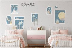 Kids Frames & Wall Mockup Pack - 6 Product Image 5