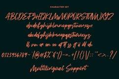 Millstream Handwritten Script Font Product Image 4