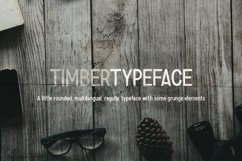 Timber Typeface Product Image 1