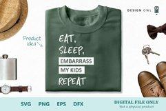 Funny Dad Bundle - SVG cut files Product Image 4