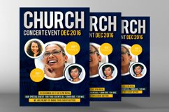Conference Church Flyer Templates Product Image 2