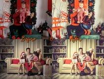 CHRISTMAS Lightroom Presets Bundle for Mobile and Desktop Product Image 17