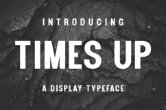 Times Up Product Image 1