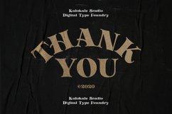 Classy Bold Serif - Golden Metafor Product Image 4