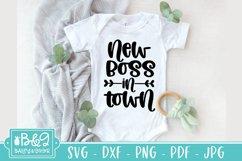 Baby SVG Bundle - Newborn SVG Cut Files - 20 Designs Product Image 7