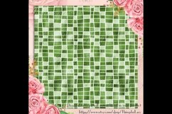 254 Seamless Metallic Foil Mosaic Digital Papers 12x12 inch Product Image 5