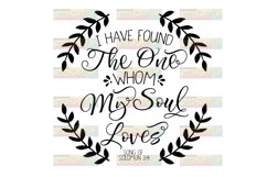 I Have Found the One Whom My Soul Loves - Song of Solomon Product Image 2