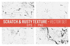 Rusty and Scratched Iron Textures Pack Product Image 1