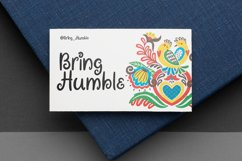 Jacky - Curly Handlettering Font Product Image 7