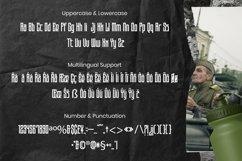 Web Font Bootcamp Font Product Image 2