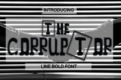 The corruptor Product Image 1