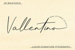 Vallentino Signature Product Image 1