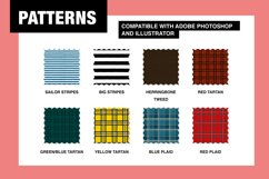 Fashion Fabric Patterns and Prints Product Image 4