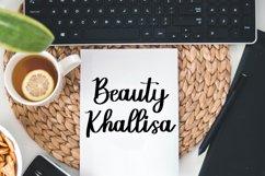 Creative & Innovative | A Script Font Product Image 5