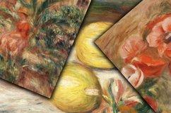 Renoir Paintings Digital Papers Product Image 4