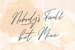 Ramble - A Signature Font Product Image 2