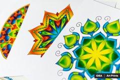 Mandala Vector Ornaments Bundle Product Image 6