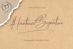 Hantoria Signature Product Image 1