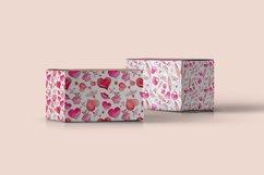 Valentine's Day Watercolor Clipart. Invitation, card design Product Image 4