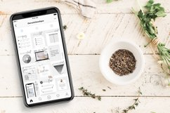 Instagram Template for Canva | Engagement Booster | Linen Product Image 5