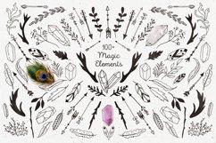 Mystical Forest DIY & Bonus Logos Product Image 2