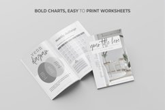 Workbook Template for Canva   eBook   Lead Magnet   Linen Product Image 2