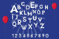 Stars and Types - 2 Fun Fonts Product Image 2