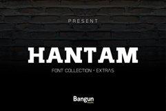 Hantam Font Product Image 1