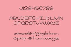 Eden Rose a Hand Lettered Font with Doodles Product Image 6