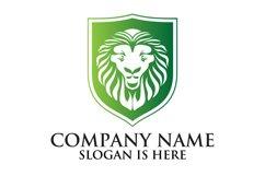 Lion shield logo design ,Elegant lion head logo Product Image 4