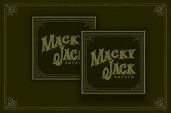 Emogine   Modern Victorian Font Product Image 5