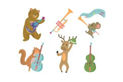 Musician Animals Product Image 1