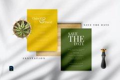 Tropical Colour Invitation Suite Product Image 5