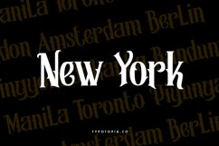 Morgana - Display Font Product Image 4